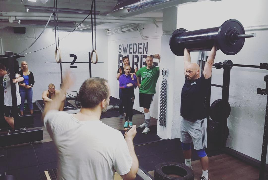 Sweden Barbell Club